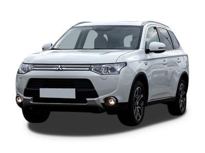 käytetty Mitsubishi Outlander Plug-in Hybrid