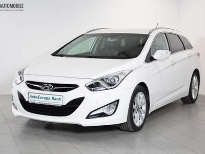 gebraucht Hyundai i40 Premium*Xenon*Leder*Einparkhilfe*Shz*AHK