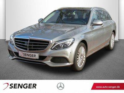 gebraucht Mercedes C250 C 250T Exclusive Avantgarde Distronic