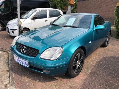 gebraucht Mercedes 170 Kompressor Roadster BM