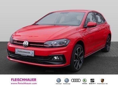 gebraucht VW Polo GTI VI 2.0 TSI TEMPOMAT ACC KLIMA SHZ PDC