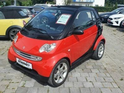 gebraucht Smart ForTwo Cabrio forTwo softtouch pulse