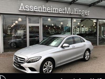 gebraucht Mercedes C300 Avantgarde **Facelift/Navi/Spur/Kamera