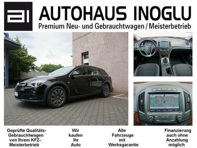 gebraucht Opel Insignia Country Tourer 2.0 CDTI 4x4 Navi AHK Euro6