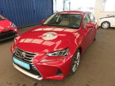 gebraucht Lexus IS300h Luxury Line Totwinkel TOP-Ausstattung !