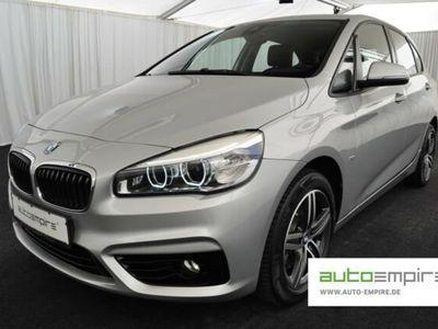 gebraucht BMW 218 Active Tourer Active Tourer dA Sportline LED/NAV/e
