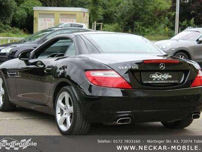 gebraucht Mercedes SLK200 Roadster