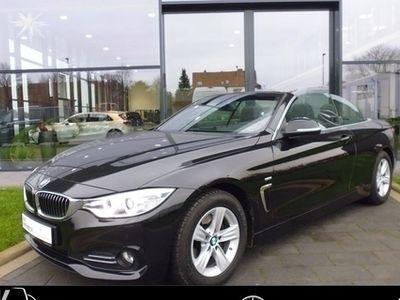 gebraucht BMW 420 d LUXURY NAVI AHK BI-XENON SHZ NACKENHEIZUNG
