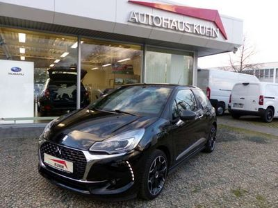 gebraucht DS Automobiles DS3 PT 110 CONNECTED CHIC/Navi/Xenon/Kamera/PDC v+h