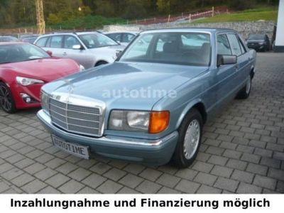 używany Mercedes 260 SE-Rentner-1.Hand-Automatik-ESD-H-Zulassung