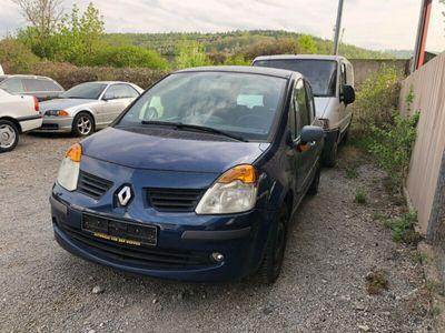 gebraucht Renault Modus Tech'Run 1,6 KLIMA