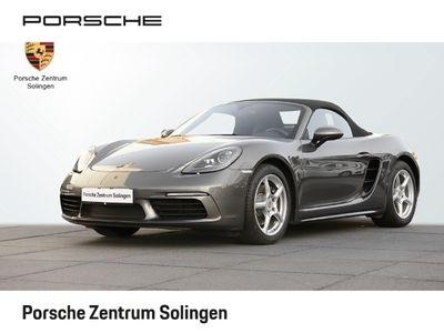 gebraucht Porsche Boxster heizung Parkassis vo&hi
