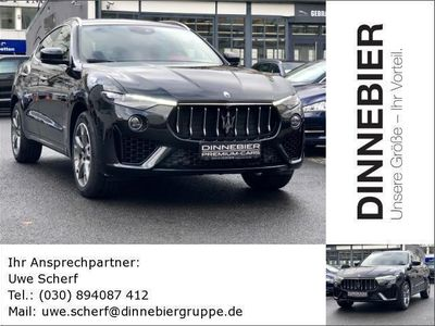 gebraucht Maserati GranSport LevanteMY19 | Berlin Tageszulassung, bei Autohaus Dinnebier GmbH