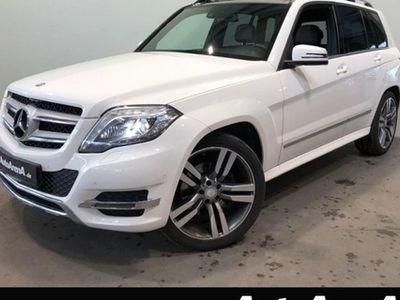gebraucht Mercedes GLK220 CDI 4matic **7G/AHK/ILS/Navi/Spur/Pano