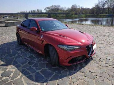 gebraucht Alfa Romeo Giulia 2.9 V6 Bi-Turbo AT8 Quadrifoglio