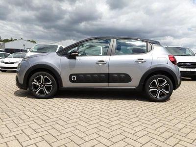 gebraucht Citroën C3 1.2 83PS Shine AirBump 5-Türig Klimaautomatik N...