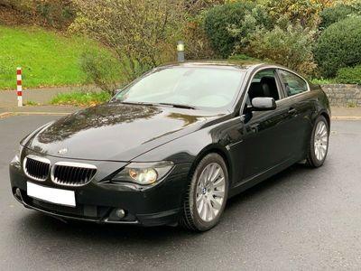 gebraucht BMW 630 i Automatik, Leder, Xenon, TÜV 02/2022