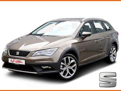 gebraucht Seat Leon X-Perience ST 1.8 TSI DSG 4Drive LED PANO N