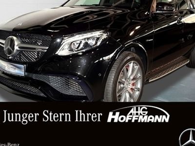 gebraucht Mercedes GLE63 AMG S 4M AMG DriverŽs Package Standheizung/36