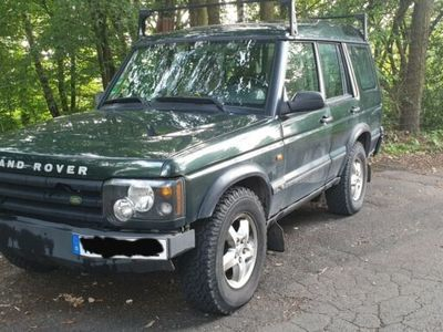 gebraucht Land Rover Discovery Td5 SE