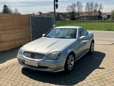 käytetty Mercedes CLK200 Cabrio Kompressor Elegance