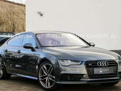 gebraucht Audi S7 4.0 TFSI qua MATRIX ACC BOSE CARBON EXCLUSIVE