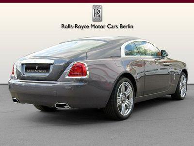 wraith gebrauchte rolls royce wraith kaufen 19 g nstige autos zum verkauf. Black Bedroom Furniture Sets. Home Design Ideas