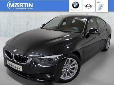 gebraucht BMW 420 d Gran Coupé* Sport Line* HiFi* LED* Navi Bus.*