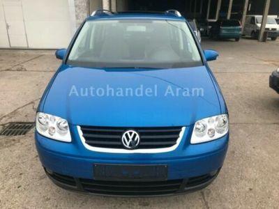 gebraucht VW Touran 1.6 FSI*TÜV 09/2020*