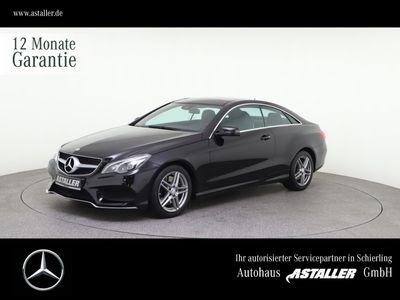 gebraucht Mercedes E400 Coupé AMG Sportp+Comand+PSD+LEDILS+KAM+19'