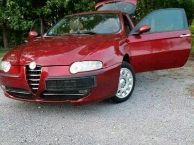 gebraucht Alfa Romeo 147 mit TüV 2021, Klimaanlage