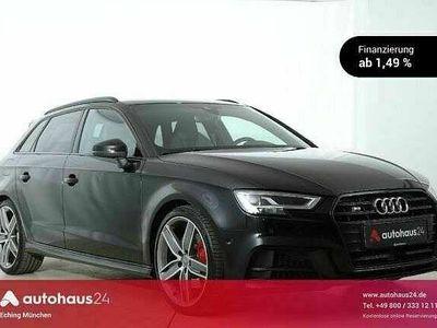 gebraucht Audi S3 2.0 TFSI quattro|Matrix|Navi|Kamera