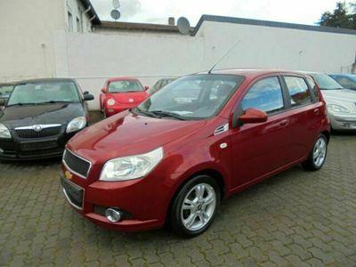 gebraucht Chevrolet Aveo 1,4 *Automatik*LPG*wenigKM* als Limousine in Saarlouis