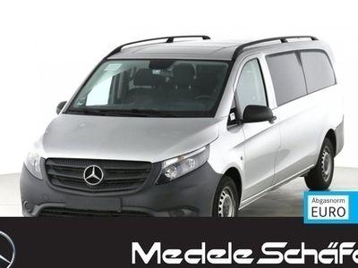 gebraucht Mercedes Vito 116 TOURER PRO EXTRALANG NAVI*2xKLIMA*AHK
