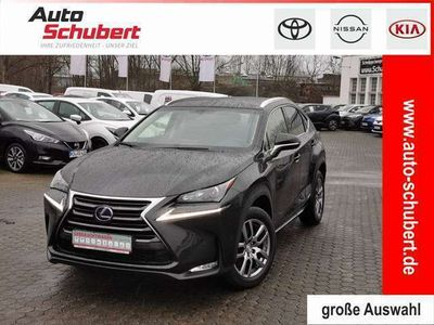 gebraucht Lexus NX300h Executive-Line E-Four 4x4