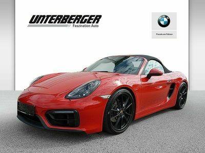 gebraucht Porsche Boxster 981 GTS MWST awb!