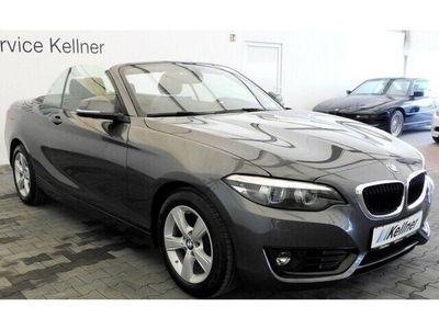 gebraucht BMW 218 i Cabrio, Leder, LED-SW, Harmann / Kardon