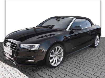 gebraucht Audi A5 Cabriolet S-LINE+ExP EXCLUSIVE 2.0TDI A8M NP: