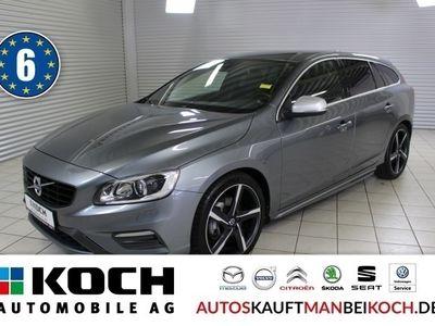 käytetty Volvo V60 T6 Aut. R-Design POLESTAR PDC PremiumS