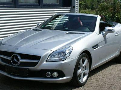 used Mercedes 250 SLK ROADSTERCDI KLIMAAUT. LEDER AIRSCARF