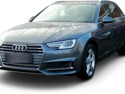 gebraucht Audi A4 A4TFSI 40 Avant Sport KLIMA+NAVI+EINPARKHILFE +