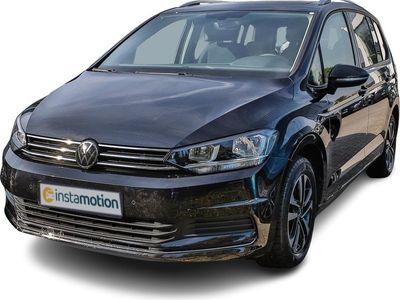 gebraucht VW Touran Touran2.0 TDI United 7-Sitzer AHK Navi Pano