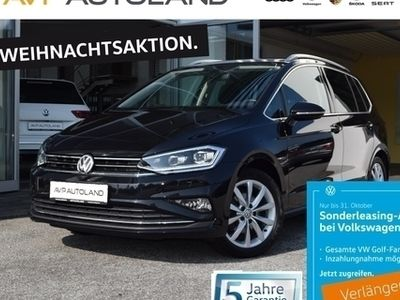 gebraucht VW Golf Sportsvan TSI BMT DSG Highline