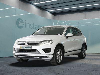 gebraucht VW Touareg Touareg3.0 V6 TDI BMT 4Motion STANDHZ ACC EU6