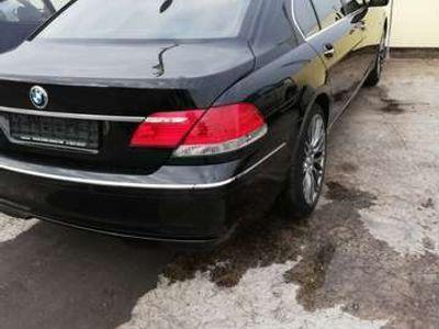 gebraucht BMW 750 7er