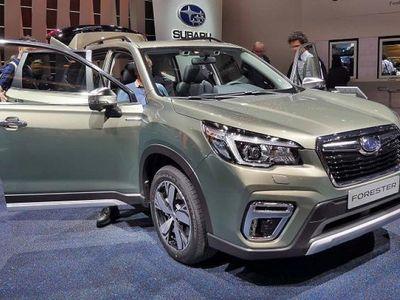 gebraucht Subaru Forester