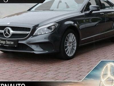 gebraucht Mercedes CLS350 BlueTEC 4MATIC Coupé