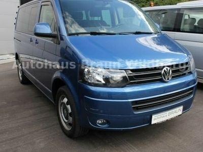 gebraucht VW Multivan Special 4Motion 2,0TDI AHK 7-Sitze