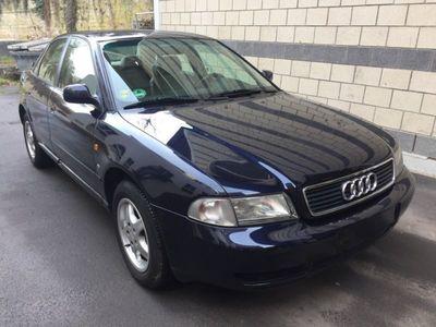 gebraucht Audi A4 1.8 T 2.Hd, Leder,146 Tkm