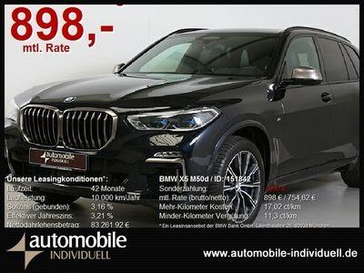 gebraucht BMW X5 M50 d Laser
